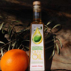 8.45oz MANDARIN ORANGE Olive Oil
